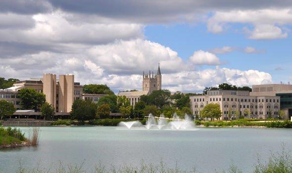Northwestern University Illinois Image GETTY