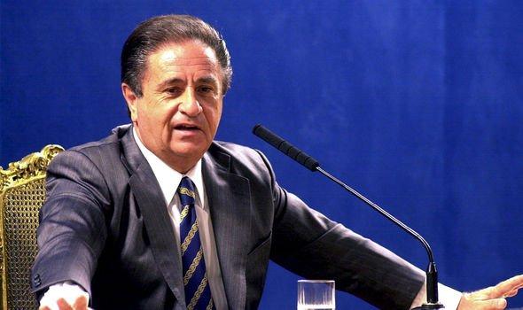 President Eduardo Duhalde Image GETTY