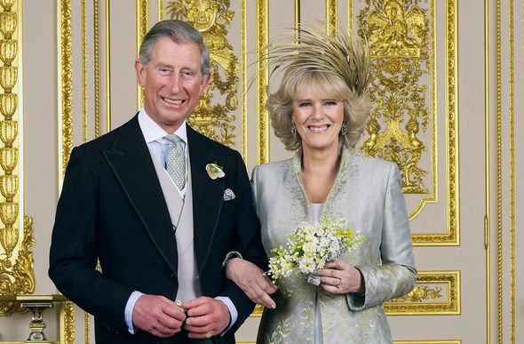 Prince Charles and Camilla married in Image GETTY