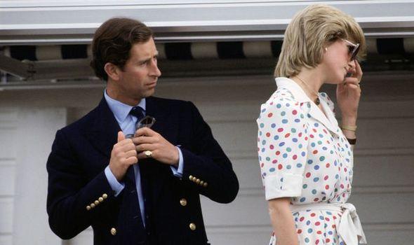 Prince Charles and Princess Diana Image Getty