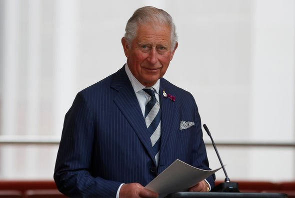 Prince Charles could become Prince regent an expert has claimed Image GETTY