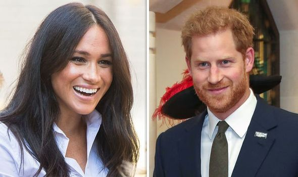 Prince Harry and Meghan Markle Image GETTY