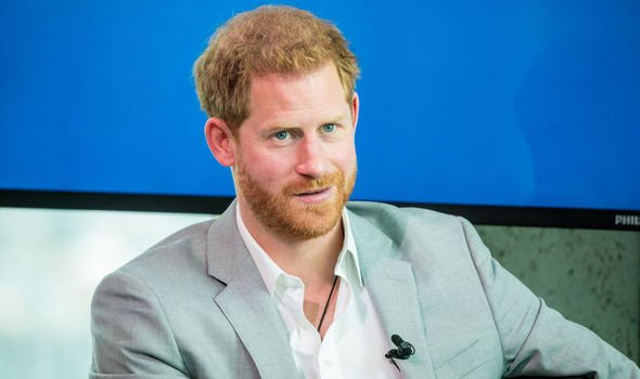 Prince Harry forked out £ on a takeaway Nandos order Image Getty