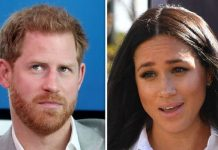 Prince Harry ignored Meghan Markle at friend's wedding in Image GETTY