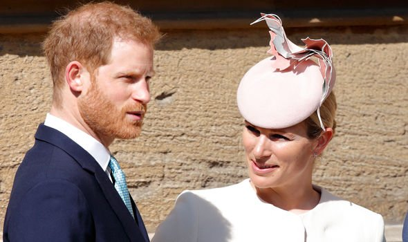 Prince Harry would reportedly like to be more like Zara and Mike Image GETTY