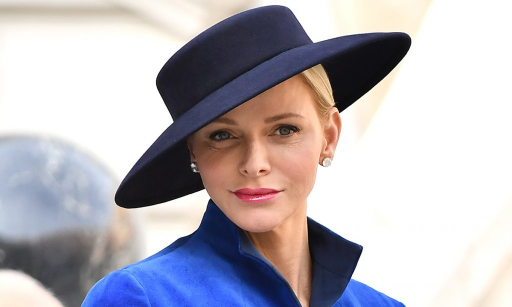 Princess Charlene of Monacos twins have returned to school Photo C GETTY IMAGES