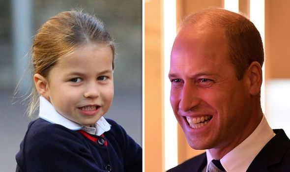 Princess Charlotte was revealed to be a Clangers fan Image GETTY