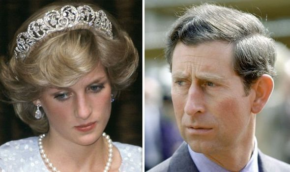 Princess Diana had sense of abandonment compounded by her husband also emotionally leaving her Image GETTY