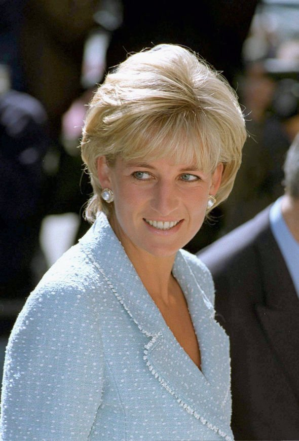 Princess Diana news Princess Diana loved to dance Image GETTY