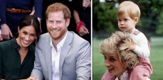 Princess Diana paved the way for Meghan and Harry in the US Image GETTY