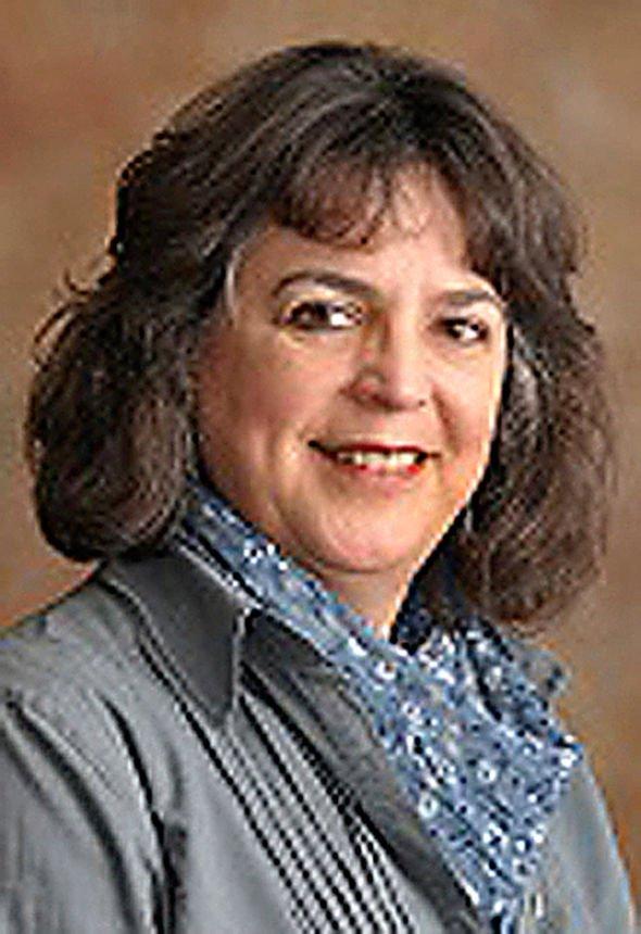 Professor Amanda Gouws Image NC