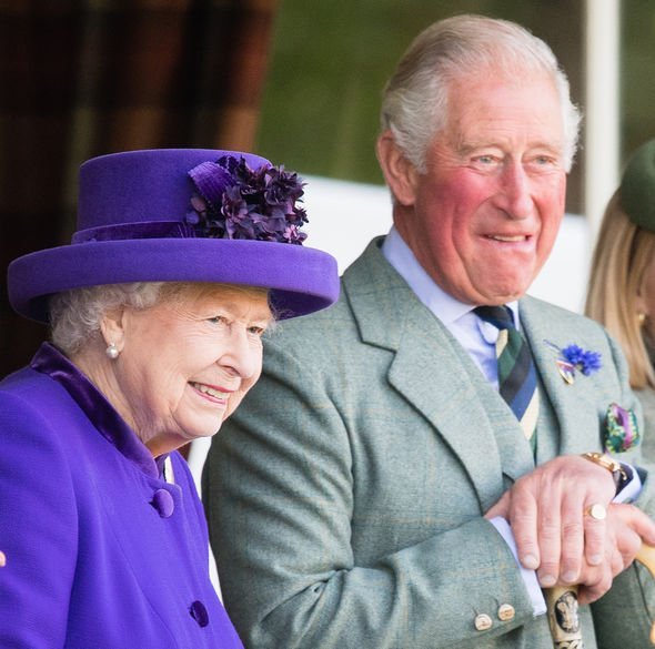 Queen Elizabeth II could pass over her powers to son Prince Charles Image GETTY