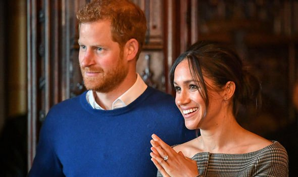 Queen Elizabeth II news Meghan and Harry now live in Frogmore Cottage Image GETTY