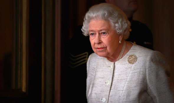 Queen Elizabeth II news The Queen turned down their request and offered them Frogmore instead Image GETTY