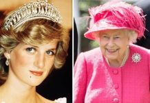 Queen and Princess Diana How were the childhoods of the Queen and Diana similar Image GETTY
