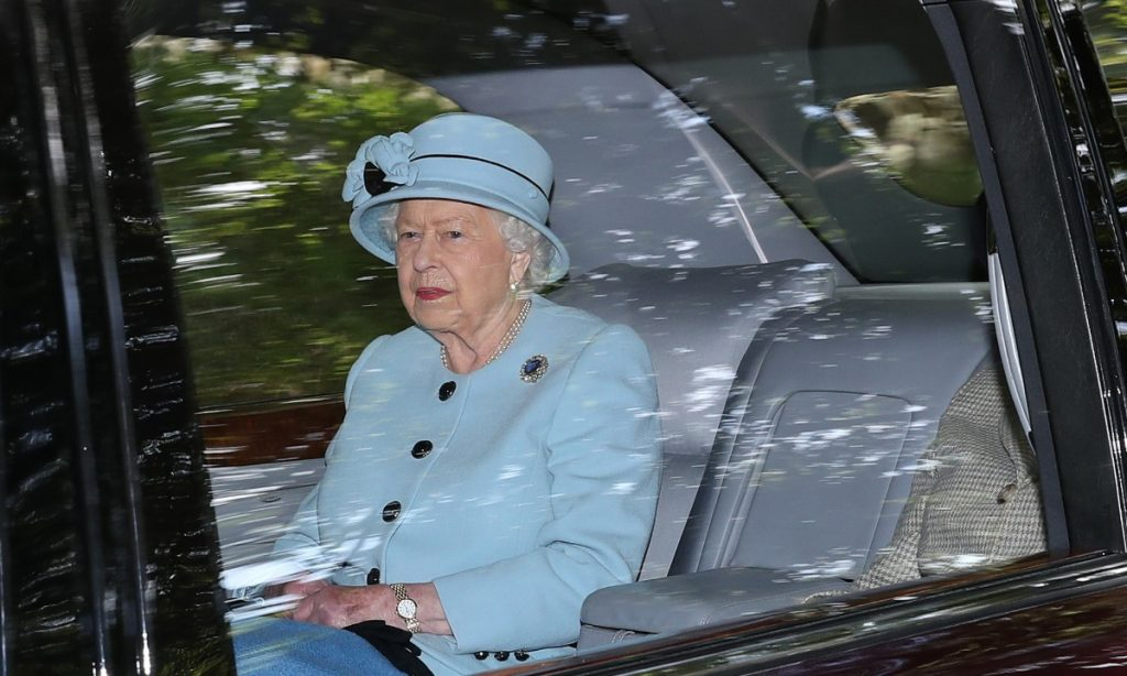 Queen heads to church see which royals are still with her at Balmoral Photo C GETTY IMAGES