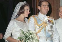 Royal Wedding Constantine and Anne Marie of Greece were deeply in love Image GETTY