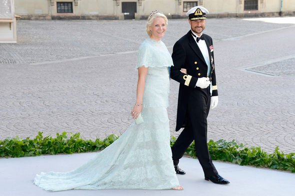 Royal rebel Crown Prince Haakon is the heir apparent to the Norwegian throne Image GETTY