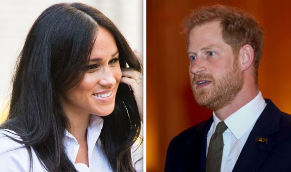 Royal shock Meghan and Harry could chose to ditch the UK for good Image GETTY