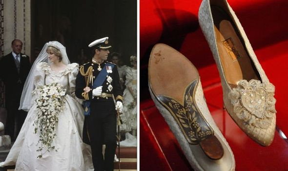 Royal wedding Prince Charles and Princess Diana on their wedding day Image Getty Images