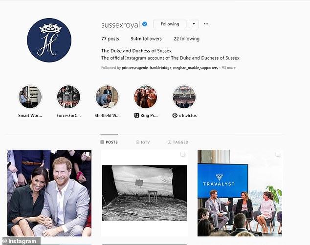 Sussex Royal Photo C Instagram