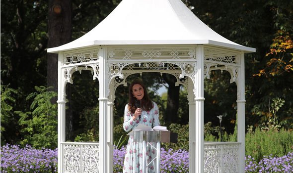 The Duchess is speaking at the festival Image GETTY