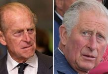 The Duke of Edinburgh and Prince of Wales Image Getty