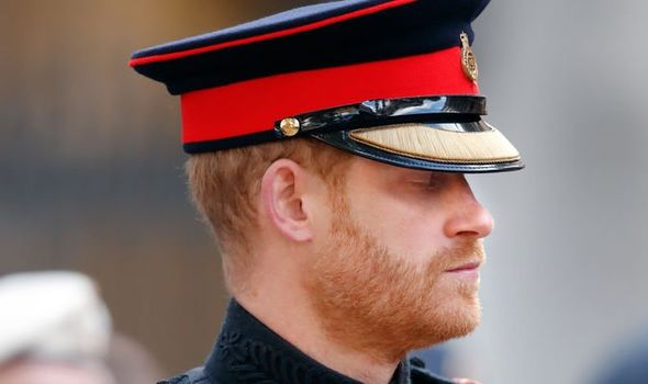 The Duke of Sussex Image Getty