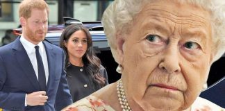 The Queen does not want to talk about the Sussexes according to claims from a royal insider Image GETTY