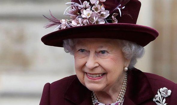 The Queen has eight grandchildren Image GETTY