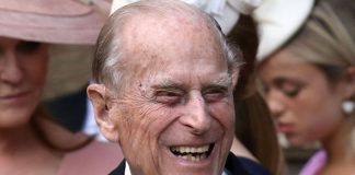 The Queens husband Prince Philip is years old Image GETTY