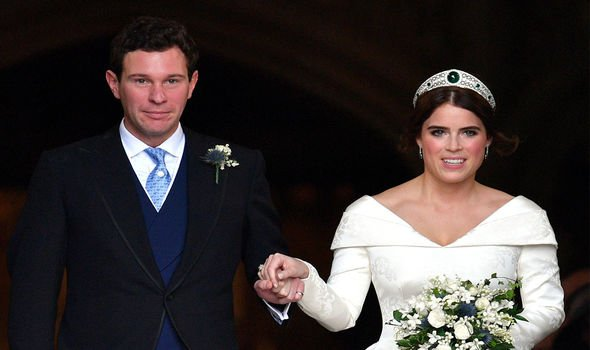 The wedding of Princess Eugenie and Jack Brooksbank Image Pool Max Mumby Getty Images