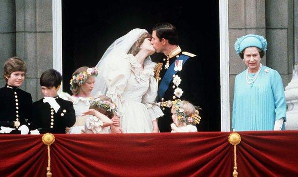 Their marital problems began shortly after their royal wedding Image Getty