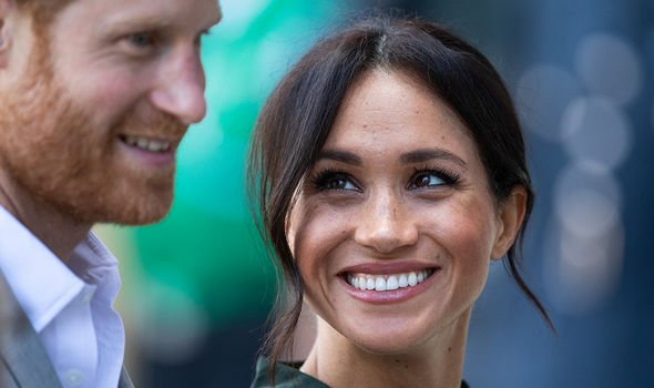 There is great admiration for Meghan in the US an author said Image GETTY