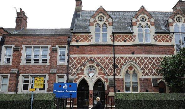 Thomas's Battersea School Image GETTY