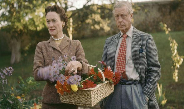 Wallis Simpson and Edward VIII lived in France later in life Image Getty Images