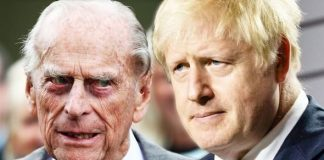 cropped Boris Johnsons Supreme Court row to trigger eerie memory for Prince Philip Image GETTY EXPRESS NEWSPAPERS