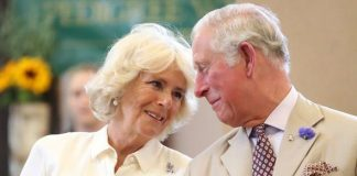 cropped Camilla and Prince Charles snub The pair have been married for nearly years Image Chris Jackson Getty Images