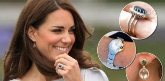 cropped Kate Middleton All the jewellery Prince William has given his wife Image Getty Images
