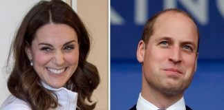 cropped Kate Middleton lifted the lid on a surprise thing she is allowed to do with Prince William Image GETTY