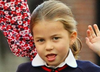 cropped Kate Middleton news Princess Charlotte had her first day of school earlier this month Image Getty