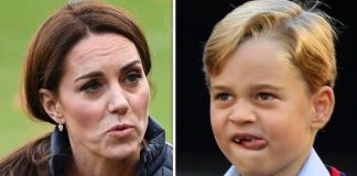 cropped Kate and William revealed what really upsets Prince George Image GETTY