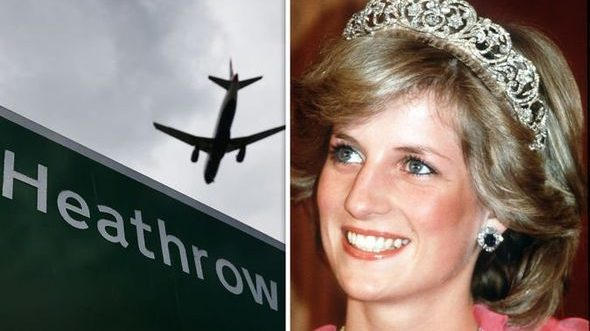 cropped Lindsay Hoyle called for Heathrow Airport to be re named after Princess Diana Image GETTY
