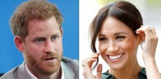 cropped Meghan Markle allegedly had a secret romance with a US marine Image GETTY
