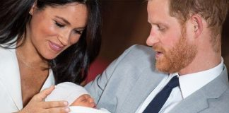 cropped Meghan Markle and Prince Harry chose not have Archie hold a title Image GETTY