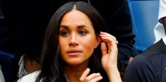cropped Meghan Markle news Meghan attended Serena Williams US Open match at the weekend Image Getty