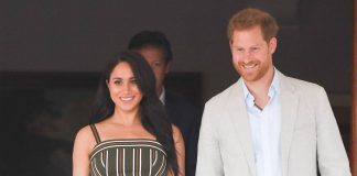 cropped Meghan Markle reveals the sweet way Archie kept her on her toes during journey to South Africa Photo C GETTY IMAGES