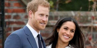 cropped Meghan and Harry will embark on their royal tour of Africa on Monday Image Getty Images