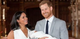 cropped Meghan has decided Archie will not see his grandfather Thomas Image Getty Images