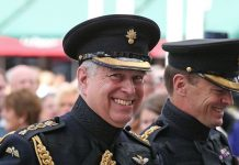cropped Prince Andrew
